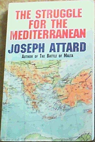 9789990930412: The Struggle for the Mediterranean