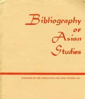 Bibliography of Asian Studies, 1984