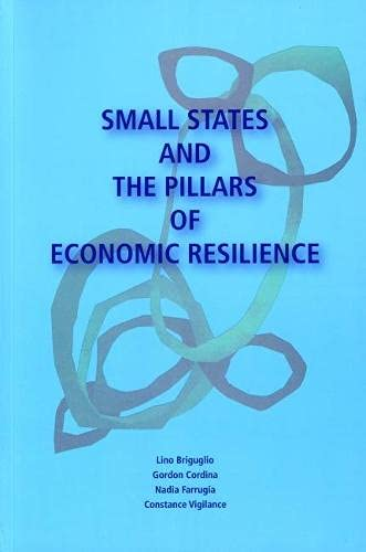 9789990949247: Small States and the Pillars of Economic Resilience