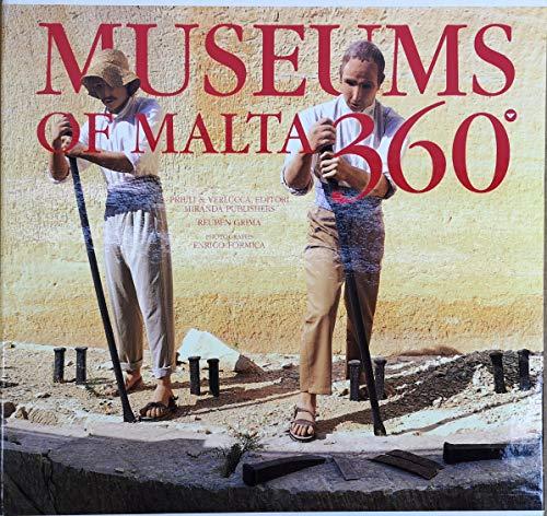 MUSEUMS OF MALTA 360°.: GRIMA, Reuben, Enrico