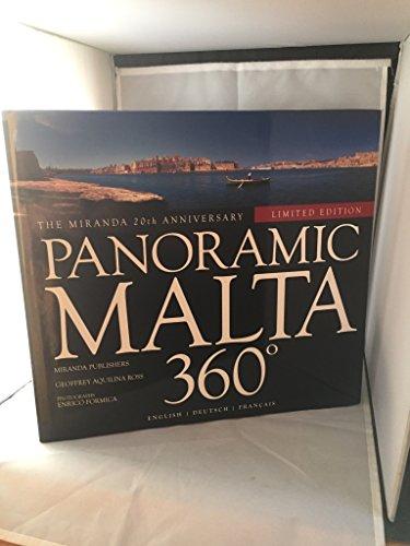 Panoramic Malta 360 Degrees - The Miranda: Geoffrey Aquilina Ross