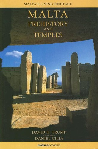 9789990993943: Malta: Prehistory and Temples