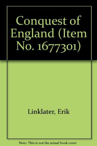 9789991062143: Conquest of England (Item No. 1677301)