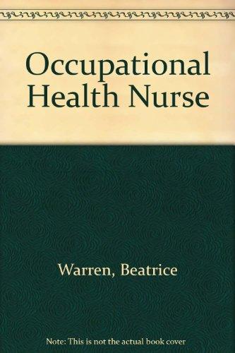 9789991111117: Occupational Health Nurse