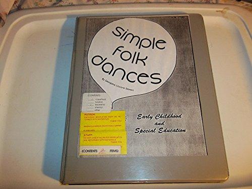 9789991148960: Folk Dance Fun: Simple Folk Songs & Dances