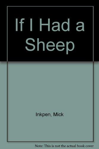 9789991165066: If I Had a Sheep