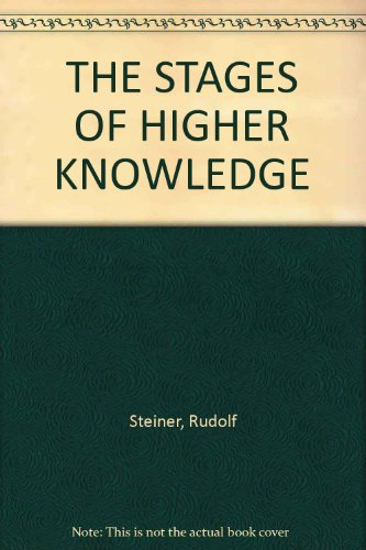 9789991174006: The Stages of Higher Knowledge