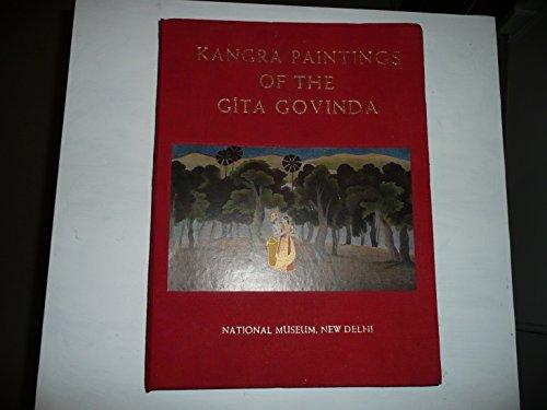 9789991213439: Kangra Paintings of the Gita Govinda