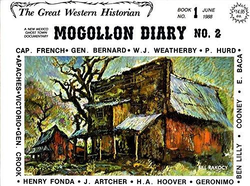 Mogollon Diary No 2: Rakocy, Bill