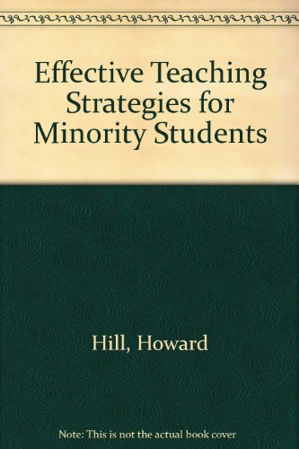 9789991257266: Effective Teaching Strategies for Minority Students