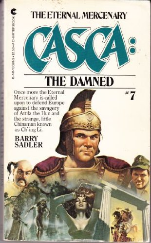 9789991266121: Casca the Damned