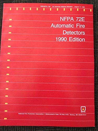 9789991315676: Automatic Fire Detectors/Nfpa 72E