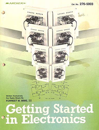 9789991332260: Getting Started in Electronics/276-5003A