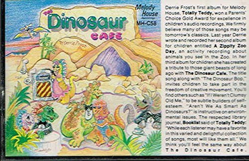 9789991366944: Dinosaur Cafe/Audio Cassette (Mhc 58)