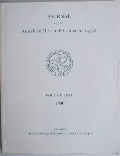 Journal of the American Research Center in