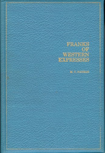 9789991401591: Franks of Western Expresses