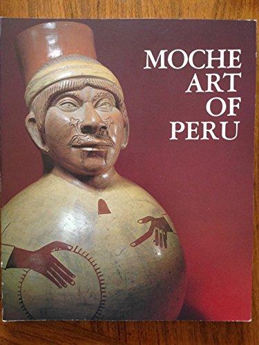9789991404295: Moche Art of Peru: Pre-Columbian Symbolic Communication