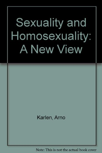 9789991424477: Sexuality and Homosexuality: A New View