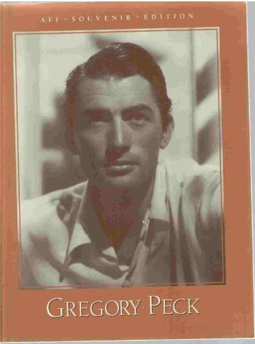 9789991432342: Gregory Peck (Afi Souvenir Edition)