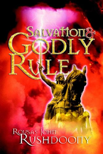 9789991447896: Salvation and Godly Rule