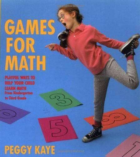 9789991448404: (Games for Math) By Kaye, Peggy (Author) Paperback on (01 , 1988)