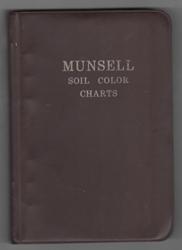 9789991451848: Munsell Soil Color Charts/Seven Charts