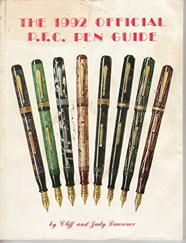 The 1992 Official P.F.C. Pen Guide: Cliff and Judy