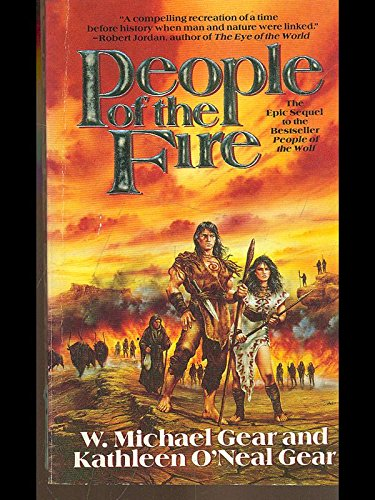 9789991518602: People of the Fire