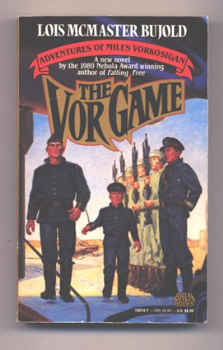The Vor Game: Lois McMaster Bujold, Illustrated by Tom Kidd