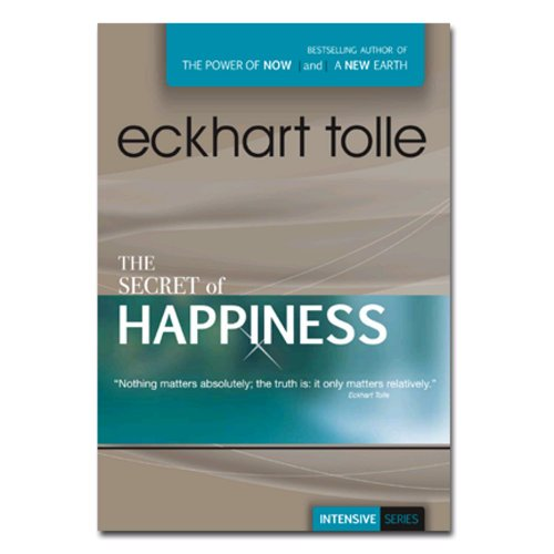 9789991581217: The Secret of Happiness (All Regions, 203 min DVD) Eckhart Tolle