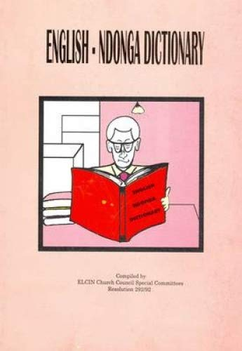9789991633428: English-Ndonga Dictionary