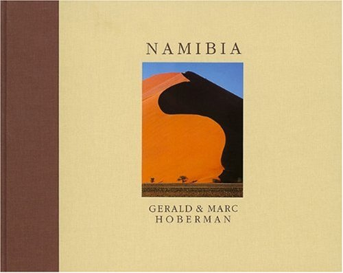 9789991676302: Namibia: Coffee Table Book (Gerald & Marc Hoberman Collection)