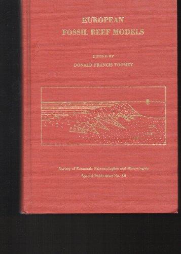 9789991686639: European Fossil Reef Models