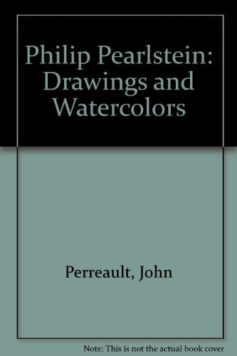 9789991788661: Philip Pearlstein: Drawings and Watercolors