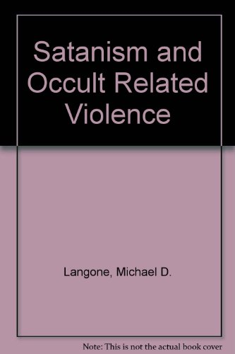 9789991810249: Satanism and Occult Related Violence