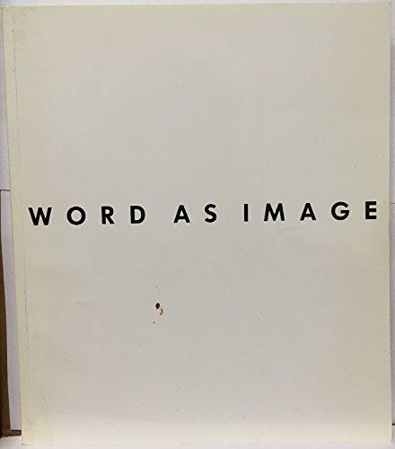 9789991811369: Word As Image: American Art 1960-1990