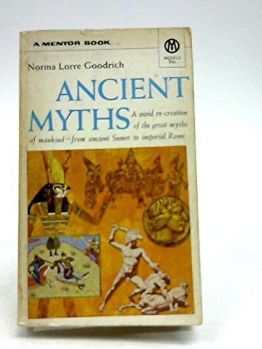 9789991865430: Ancient Myths