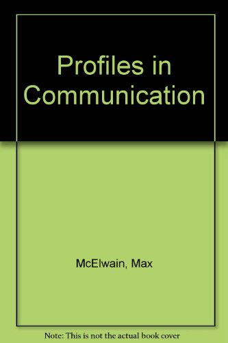 9789991927770: Profiles in Communications