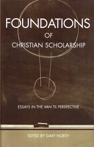 9789991974606: Foundations of Christian Scholarship