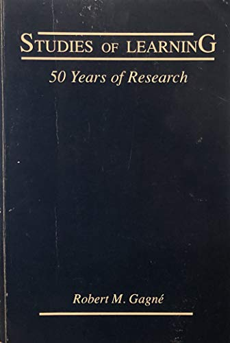 9789991990576: Studies of Learning 50 Years of Research