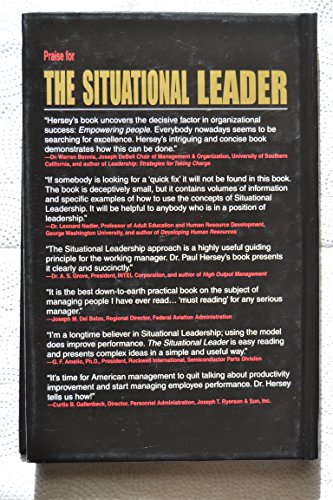 9789991995854: Situational Leader