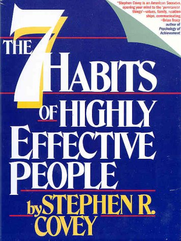 9789992006689: Seven Habits of Highly Effective People/Cassettes