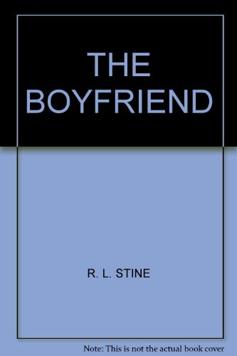9789992017999: The Boyfriend (Point Horror Series)