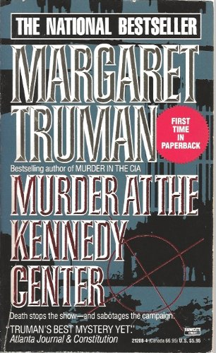 9789992090893: Murder at the Kennedy Center