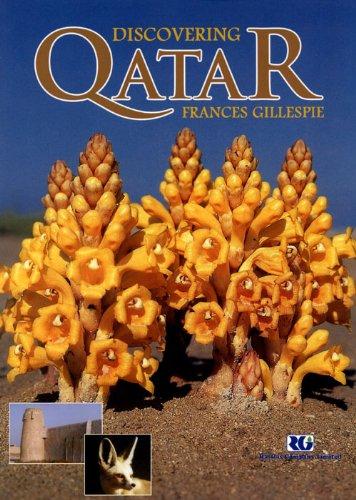 9789992170328: Discovering Qatar