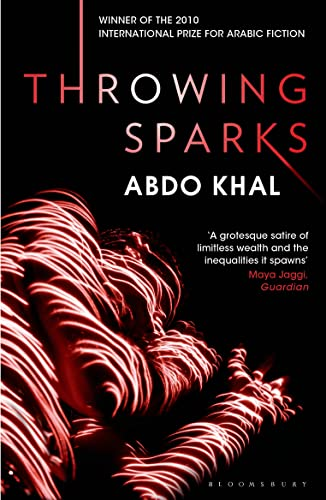 Throwing Sparks (Developing History): Khal, Abdo