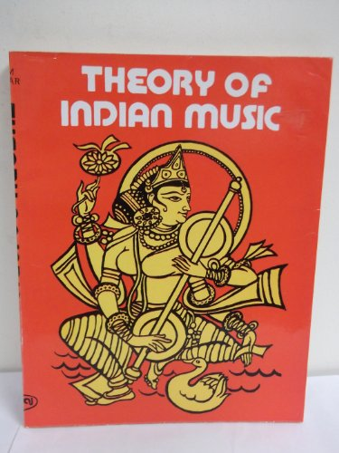 9789992190494: Theory of Indian Music