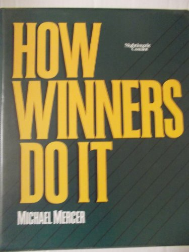 9789992205457: How Winners Do It High Impact People Skills for Your Career Success