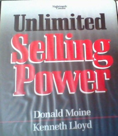 9789992205594: Unlimited Selling Power