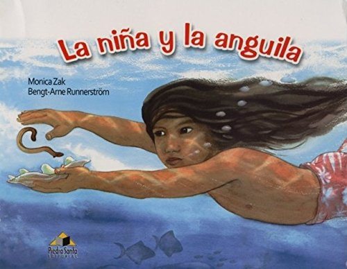 9789992213254: La nina y la anguila / The Girl and the Eel